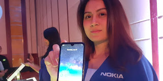 Nokia 2.2 Dirilis di Indonesia Harga Rp 1 Jutaan