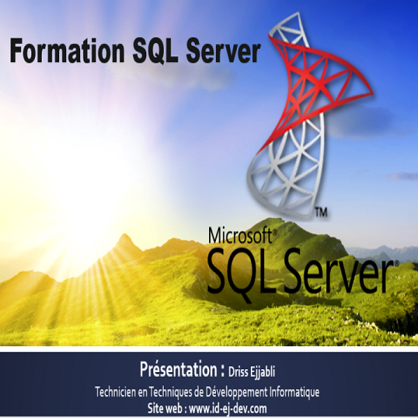 سلسلة دروس SQL : مقدمة => التعريف بـ SQL