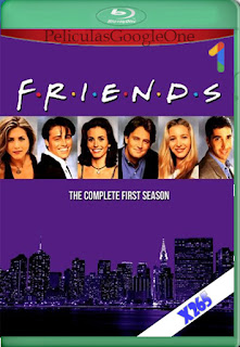Friends Temporada 1 [1994] [x265] [1080p] [Latino-Inglés] [GoogleDrive]