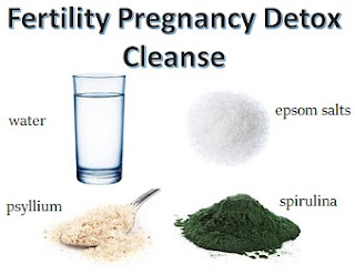 NEED A FERTILITY DETOX AFTER THE HOLIDAY?