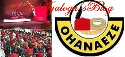 Ohanaeze talks tough as Biafra agitators attack Ekweremadu