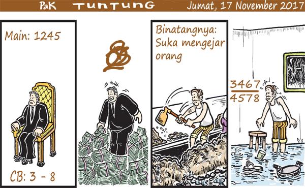Prediksi Gambar Pak Tuntung Jumat 17 11 2017