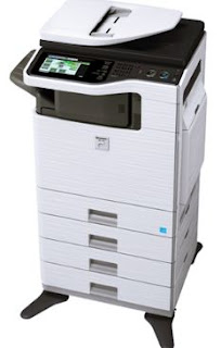 Sharp MX-C312 Printer Driver & Software Download
