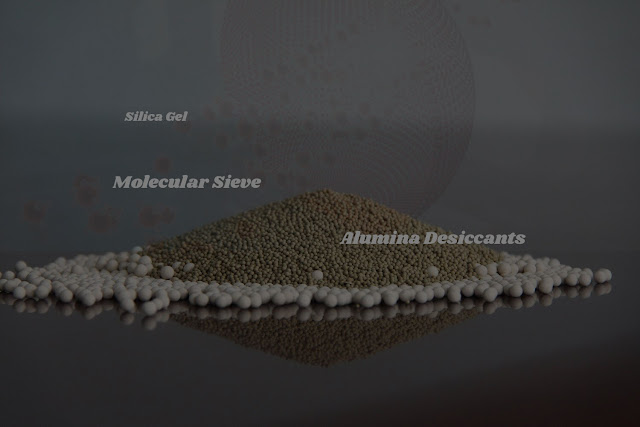 Hạt hút ẩm AL2O3 nhôm hoạt tính Porocel Dryocel D848 và Devson-101TM