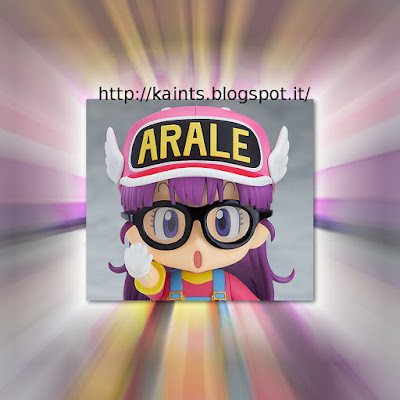 Nendoroid Arale Norimaki tratta da Dr. Slump & Arale della Good Smile Company
