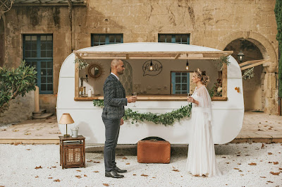 feursty caravane bar mobile mariage