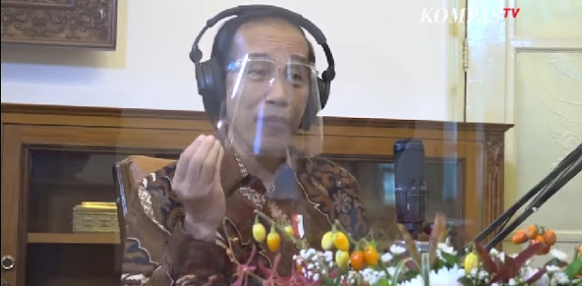 Jokowi Ngaku Siap Disuntik Vaksin Pertama, tapi Nanti Ada yang Bilang 'Harusnya Rakyat Duluan'