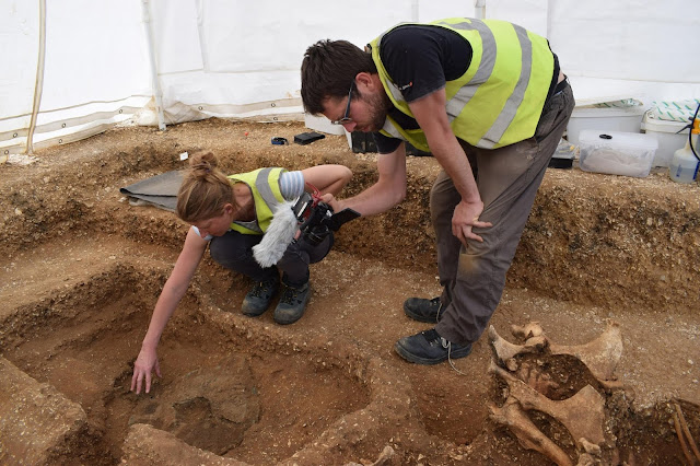 Iron Age shield found during Pocklington dig fully restored