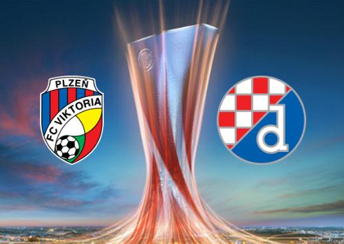 Viktoria Plzen Vs Dinamo Zagreb Highlights 14 February