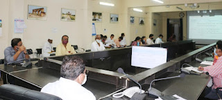 राजस्व विभाग की सेवाओं की जानकारी देने के उद्देश्य से कार्यशाला आयोजित