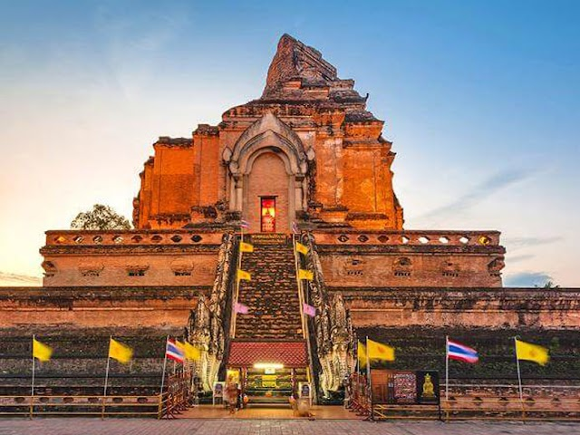 Tidak Hanya Bangkok, Ini Tempat Wisata Seru di Chiang Mai