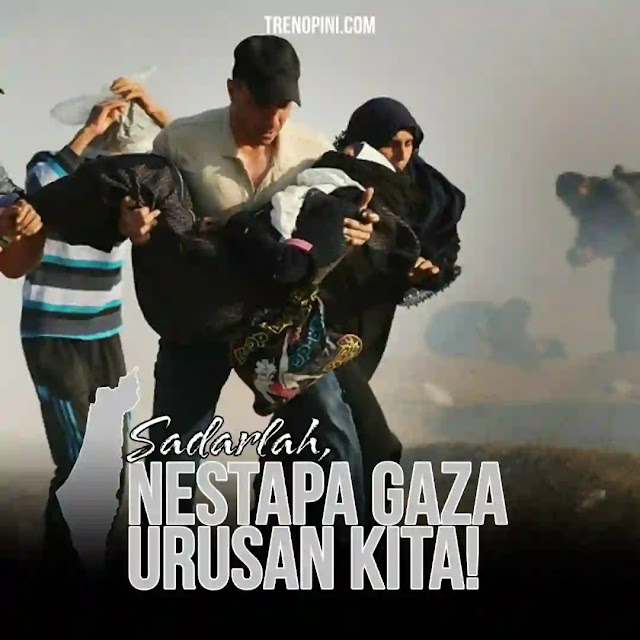 "Tanggal 21 Mei viral di media sosial ""Gaza Menang"" usai Israel-Hamas menghentikan gencatan senjata. Kejadian ini disambut baik oleh kaum muslim di dunia. Wajar, lebih dari seratus hari militer Israel terus menggempur Gaza dan kompleks Masjid al-Aqsha. Bahkan di bulan Ramadhan yang notabenenya bulan suci, zionis laknatullah semakin bengis menghalangi kaum muslim untuk beribadah di masjid Al Aqsa. Total korban di pihak warga Palestina mencapai 232 orang, 65 di antaranya anak-anak"