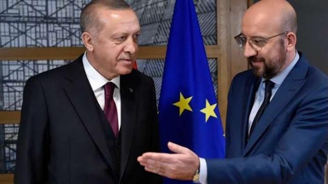 Η ΕΕ αφήνει ανενόχλητο τον Ερντογάν να απειλεί Ελλάδα και Κύπρο
