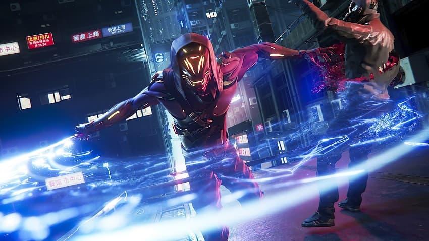 Обзор игры Ghostrunner - киберпанк-экшена про ниндзя