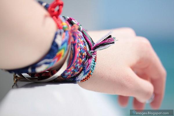 Cute bracelets hand beautiful