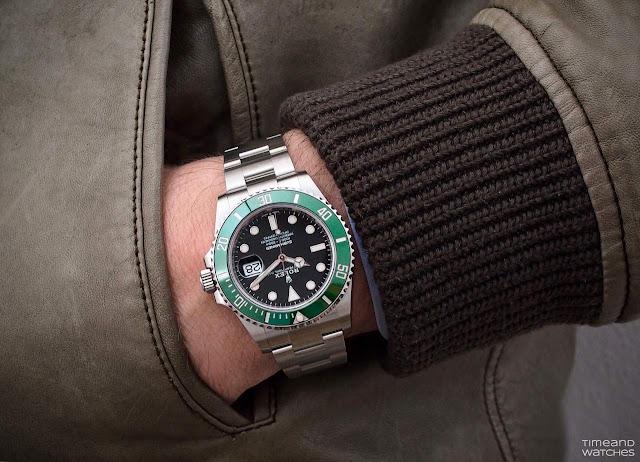 Rolex Submariner Date 126610LV Cermit