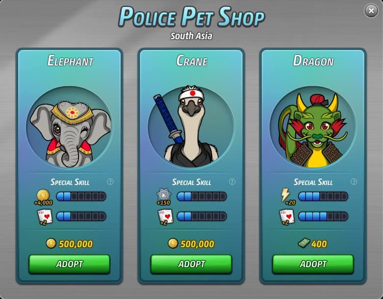 3 Pets World Edition Criminal Case Free Energy Criminal