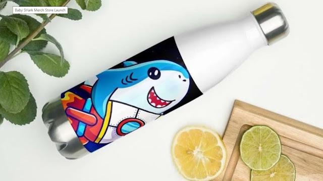 Cara Baby Shark Bekerja