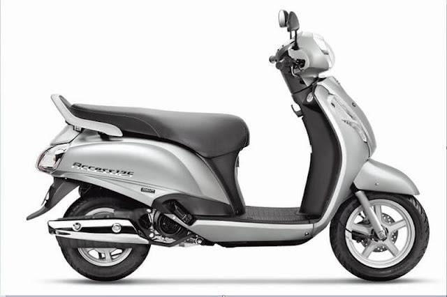 Suzuki Access 2017, 2017 Suzuki Acces
