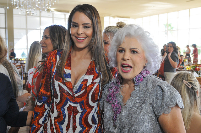 Moda:Primeira-dama apoia evento beneficente da AMA Brasília
