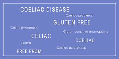 Today is International Coeliac Day