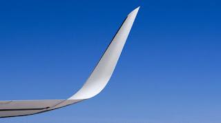 uçak winglet