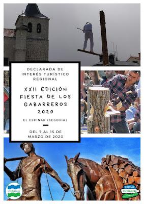 Fiesta de los Gabarreros de El Espinar 2020