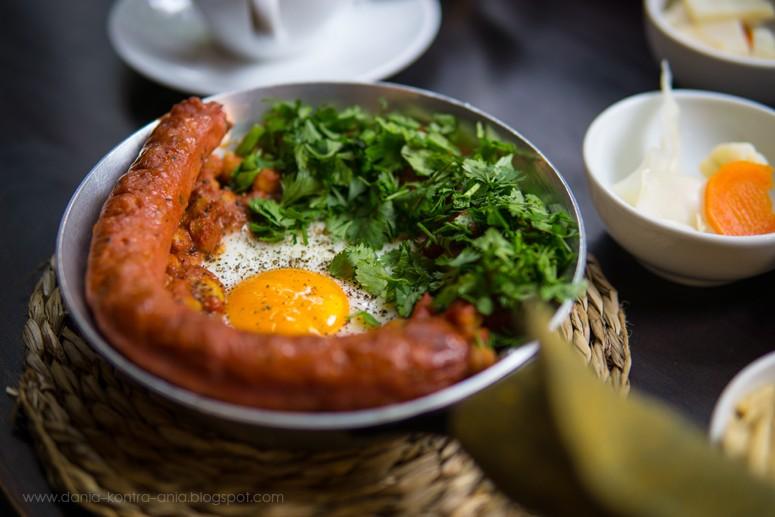Sniadanie w Krakowie