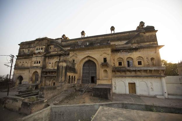 Rajgarh Palace Datia