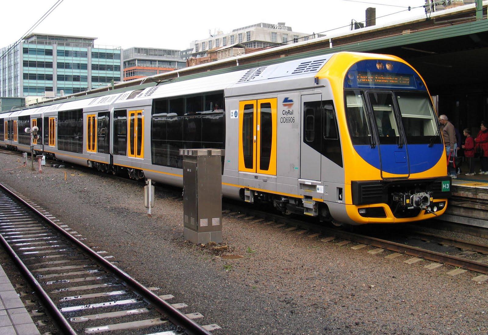 sydney trains - photo #10