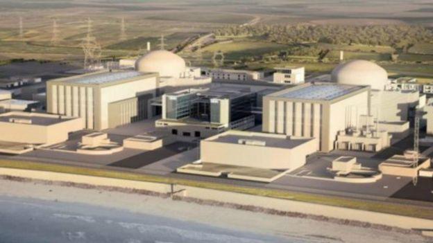 英國核電站