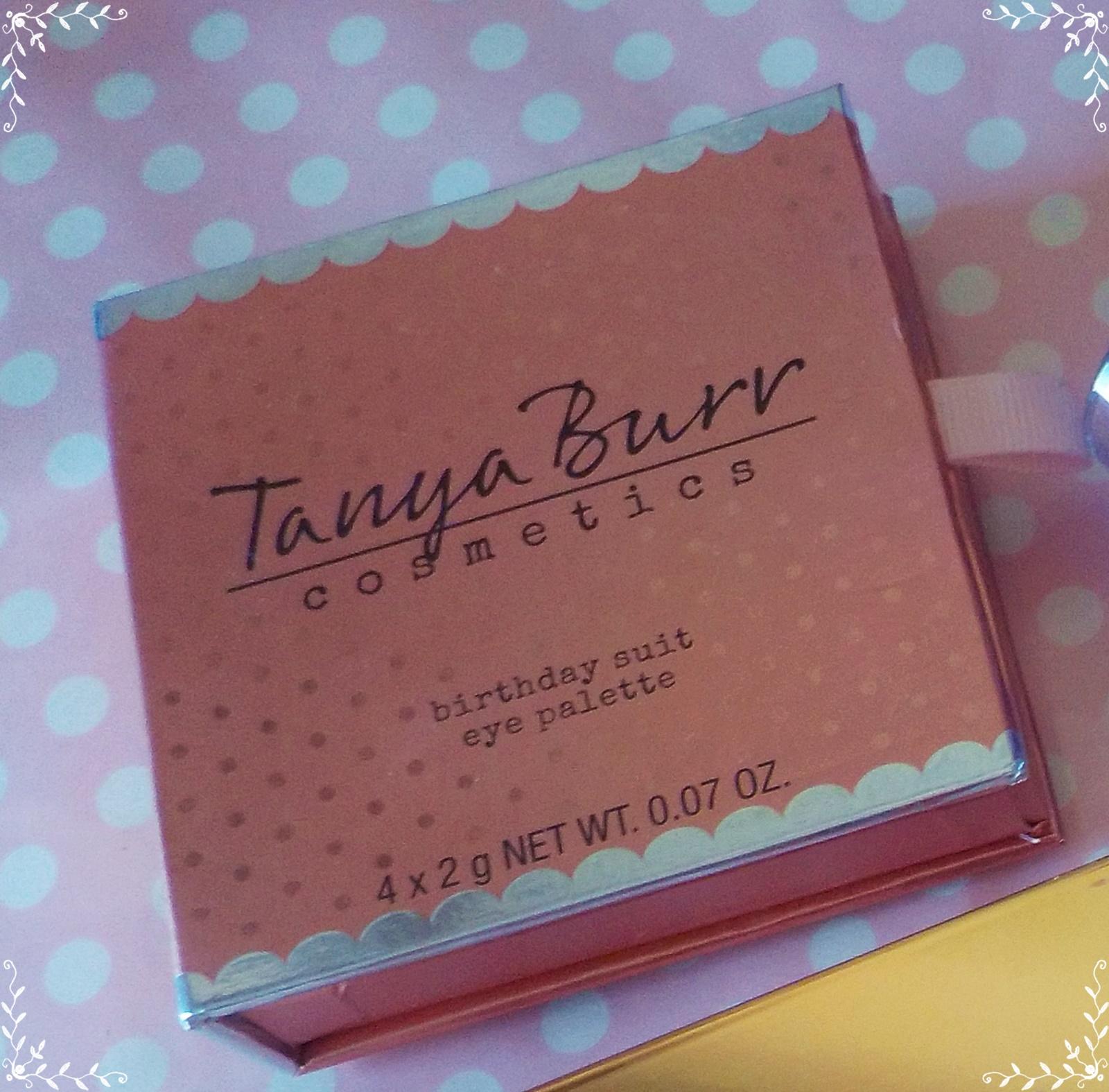 Tanya Burr Birthday Cake Lipstick