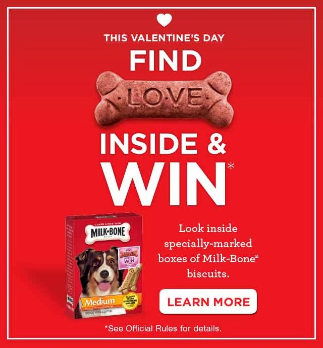 #SayitwithMilkBone Valentine's Day Contest