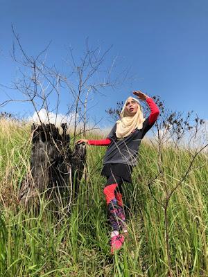 Healing broga 2.0 Kempen Penanaman Pokok Dan Pembersihan Sampah Oleh Team Selangor
