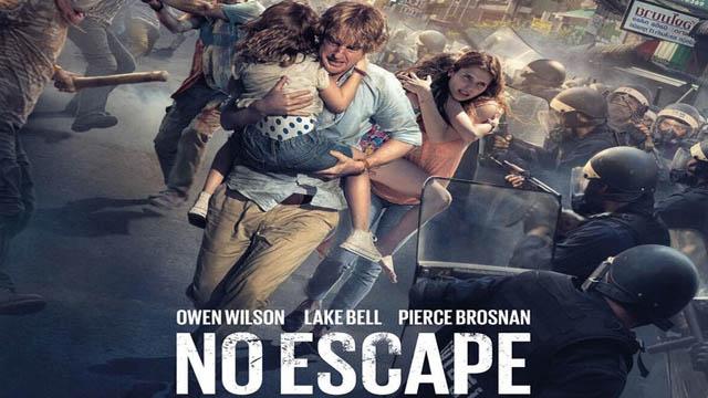 No Escape (2015) English Movie [ 720p + 1080p ] BluRay Download
