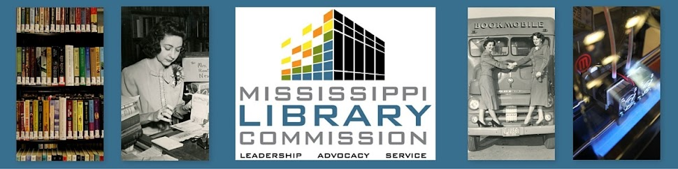 Mississippi Library Commission Blog