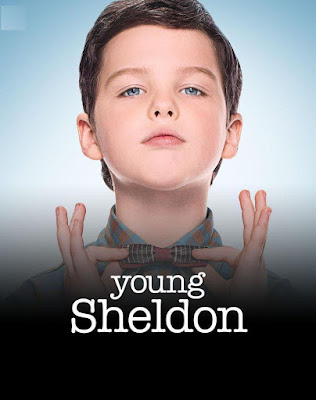 Young Sheldon (TV Series) S01 DVD R1 NTSC Sub + COVER