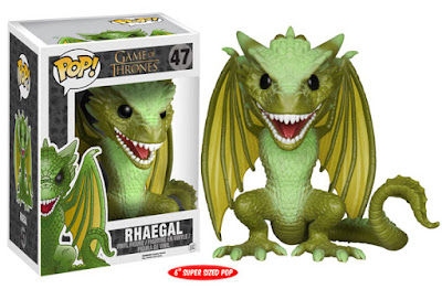 Game of Thrones Pop! Series 6 by Funko - Rhaegal the Dragon