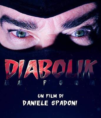 Diabolik - La Fuga locandina