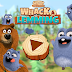 Grizzy and the Lemmings - Whack A Lemming - HTML5 Game