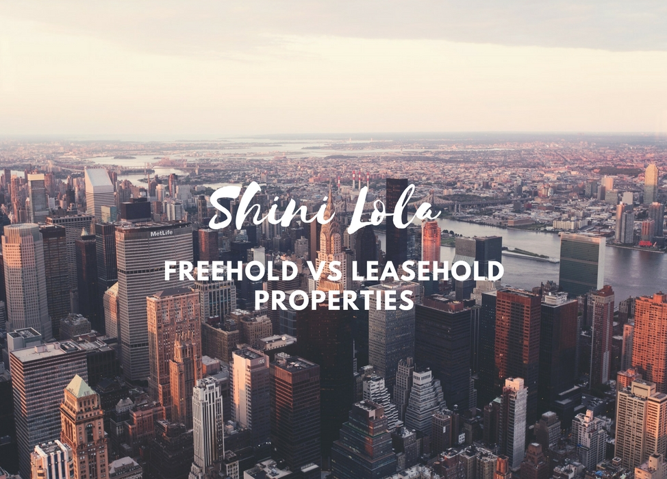 FREEHOLD VS LEASEHOLD PROPERIES