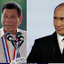 """Russia to Duterte """"Formulate your wish list"""""""