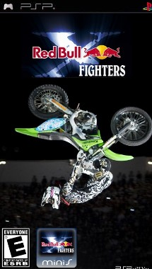 RedBull X Fighters PSP Iso Android