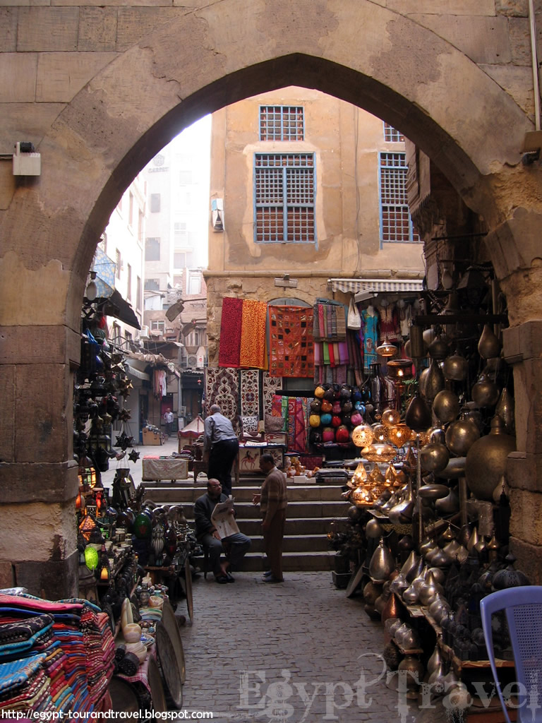 The Khan El Khalili Market In Cairo Egypt The Globe Trotter
