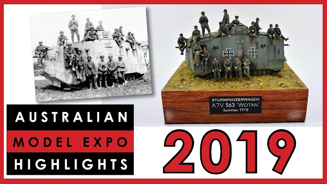 Australian Model Expo 2019 highlights