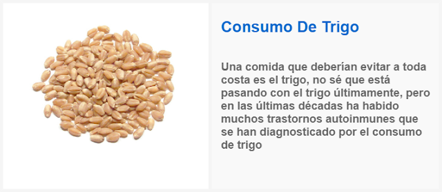 Evita El Consumo De Trigo tratamiento natural para psoriasis