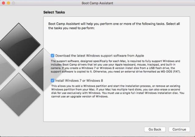3 Metode Mudah Cara Menjalankan Windows pada Mac - Boot camp 1