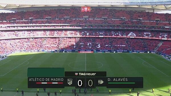 بث مباشر- مشاهدة مباراة ديبورتيفو ألافيس و أتلتيكو مدريد - 2019-10-29 الدوري الاسباني
