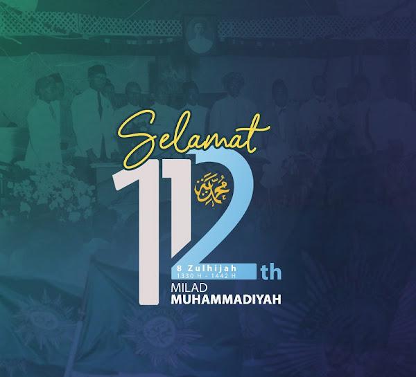 Sambutan Refleksi Milad Muhammadiyah 112 Oleh Ketua PDM Kabupaten Jember