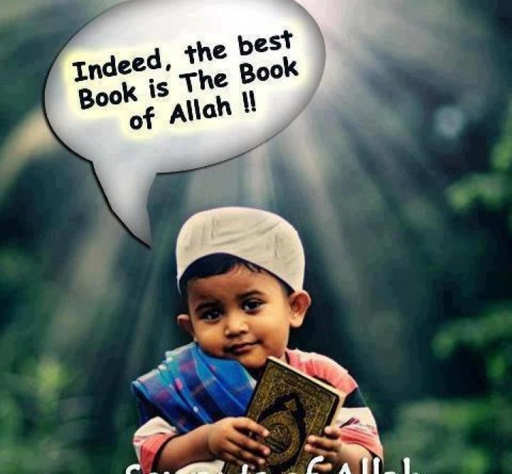 Latest Cute Islamic Babies Wallpapers
